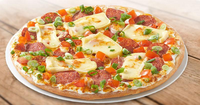 Entdecke Die <br>beste Käse Pizza