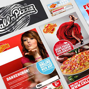 Hol' dir die Call a Pizza APP!