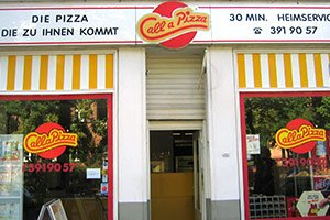 Call a Pizza Berlin Moabit