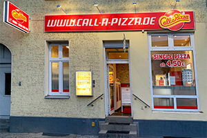 Call a Pizza Berlin Spandau Nord