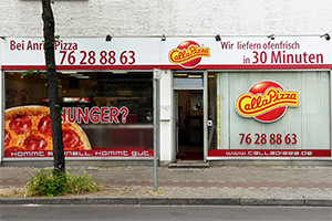 Call a Pizza Berlin Mariendorf