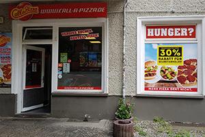 Call a Pizza Berlin Friedrichshain