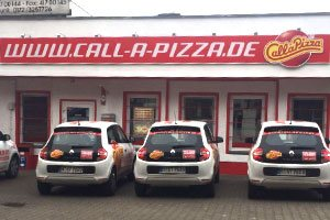 Call a Pizza Berlin Reinickendorf