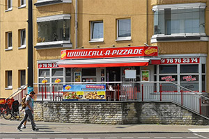 Call a Pizza Berlin Köpenick