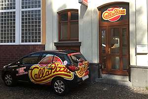 Call a Pizza Frankfurt am Main Höchst