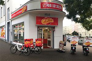 Call a Pizza Rostock Kröpeliner-Tor-Vorstadt