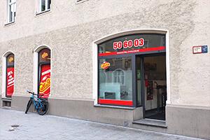 Call a Pizza München Westend