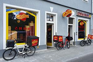 Call a Pizza München Schwabing