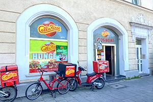 Call a Pizza München Schwabing-Nord