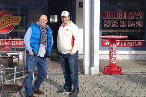 Call a Pizza Garching bei München