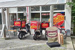 Call a Pizza München Johanneskirchen