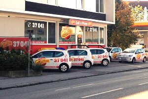 Call a Pizza Rosenheim
