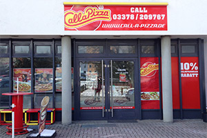 Call a Pizza Ludwigsfelde