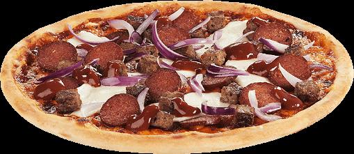 Pizza Geschmacksposer