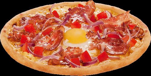 Pizza Gaumenhügel