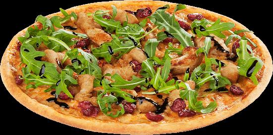 Pizza Flammenschlacht