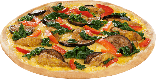 Pizza Himmelblau