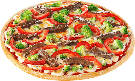 Pizza Santa-Fe