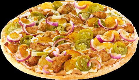 Pizza Neubeginn