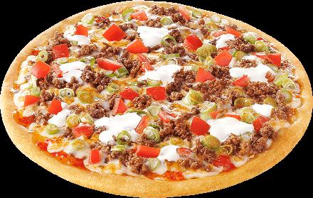 Pizza Beef-Da-Bai