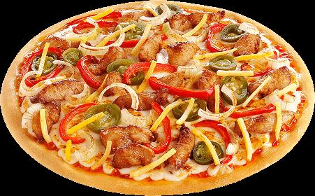 Pizza Chi-Ckn-Shaf