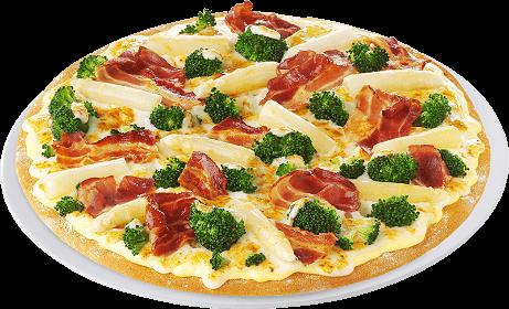 Pizza Frühlingsduft