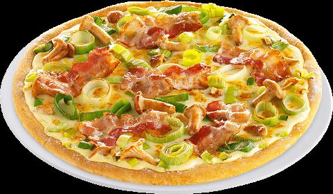 Pizza Jagdhütte