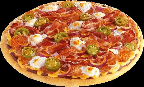 Pizza Slam-Dunk