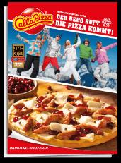 Alpen Wochen Flyer