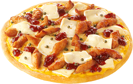 Pizza Gipfelstürmer