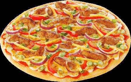 Pizza Le-Ka-Chi-Ckn