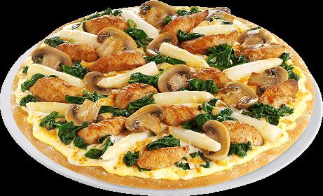 Pizza Glücksklee