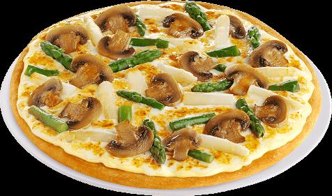 Pizza Morgentau