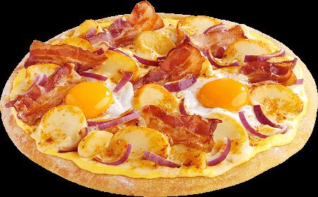 Pizza Bauernküche