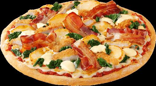 Pizza Heuboden