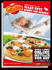 Skandinavische Wochen Flyer