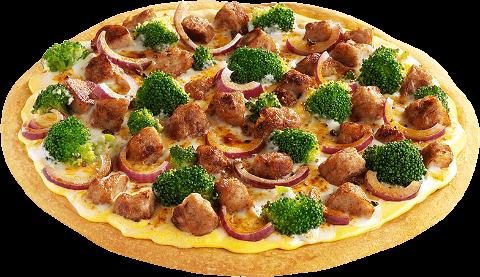 Pizza Leuchtturm