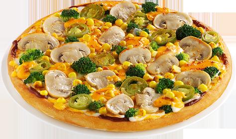 Pizza Rebound