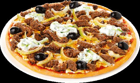 Pizza Pizzaziki