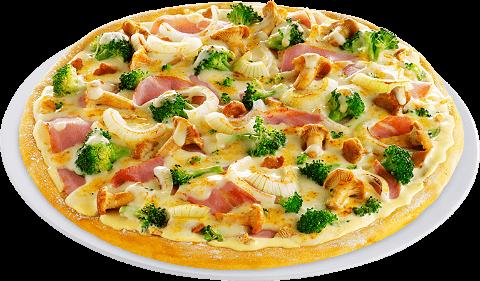 Pizza Hochsitz