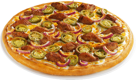 Pizza Hot Chicken