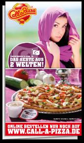Türkische Wochen Flyer