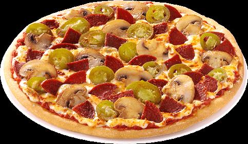 Pizza Mantar