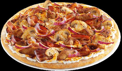 Pizza Bergzauber