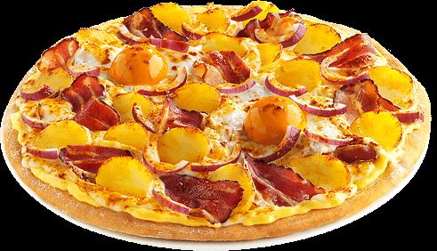 Pizza Hüttenschmaus