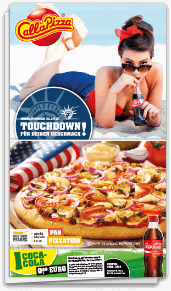Amerika Wochen Flyer