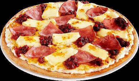 Pizza Frankreich