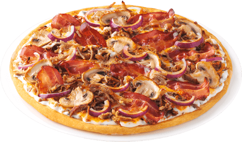 Pizza Rodelbahn