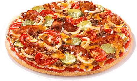 Pizza Beef Coach