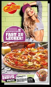 Fastfood Wochen Flyer